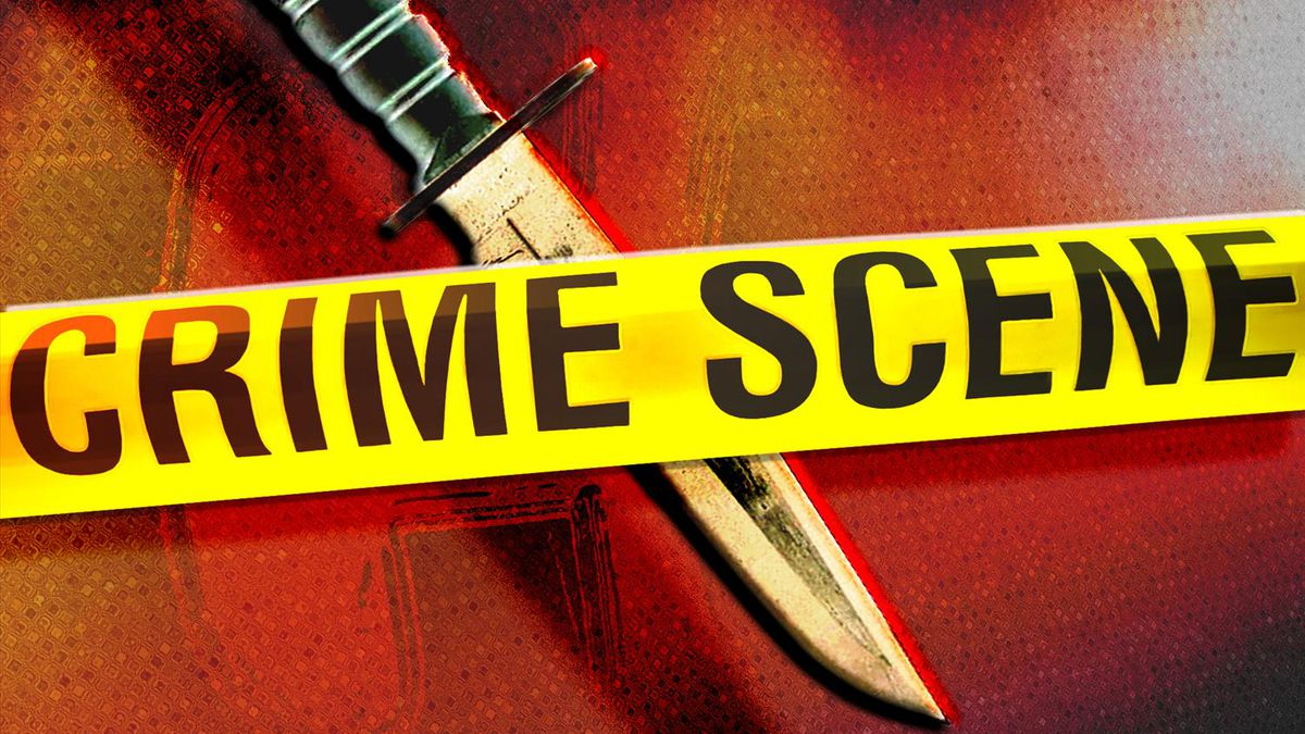 A man was rushed to the hospital after a stabbing on the west side of Charleston.