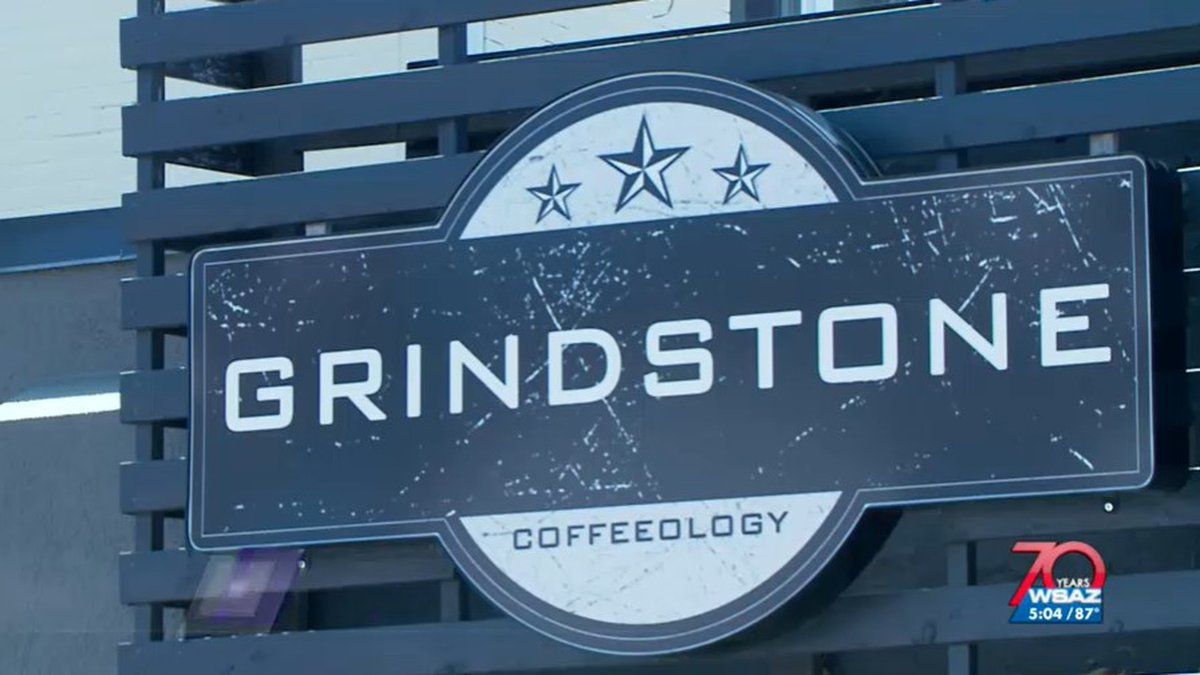 Grindstone Coffeeology is opening a new location in the Huntington Mall.