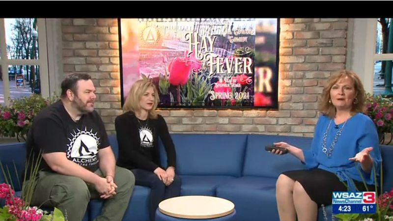 Nora Ankrom and Mike Murdock share how this film features local stars and was made possible...