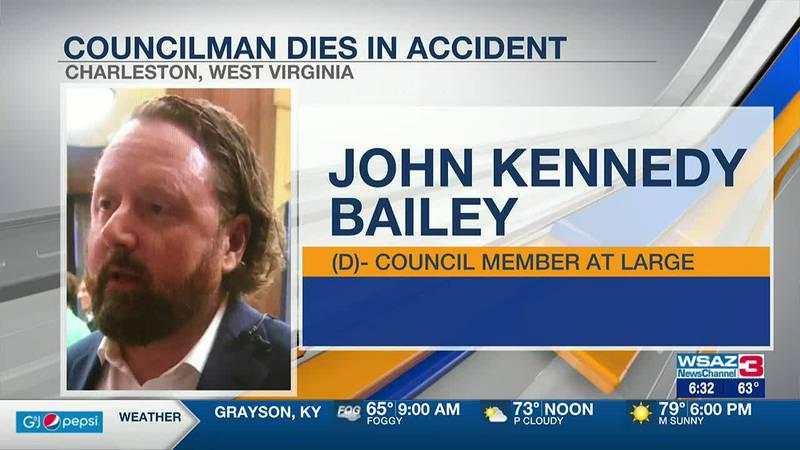 Charleston Councilman dies in accident