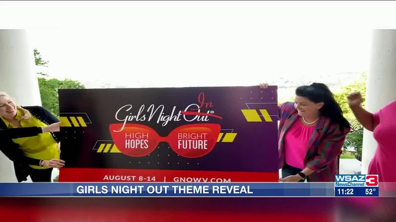 Girls Night Out 2021 theme revealed