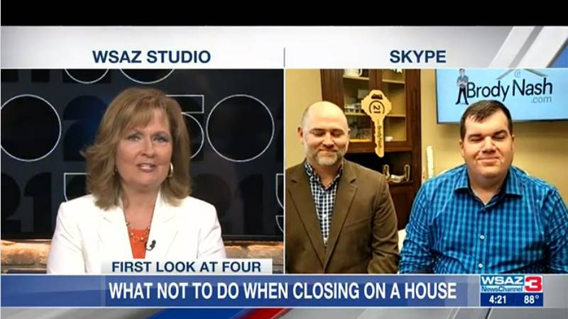 Brody Nash from Century 21 and Rick Degoff from Loan Depot share the things not to do when you...