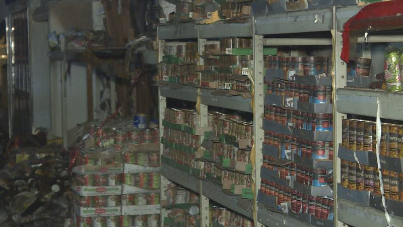 The owner of the Kenova Save-A-Lot store said plans are still up in the air, but he's 99.9...