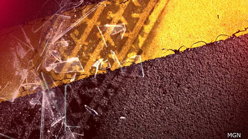 Traffic accident (MGN)