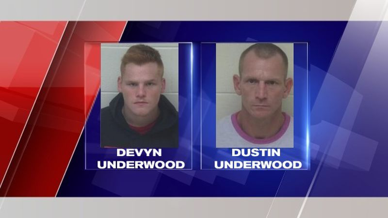Two men arrested and charged with murder