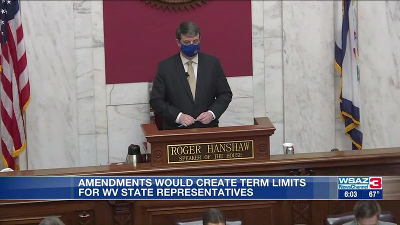 The West Virginia legislature is considering two resolutions that would create term limits.