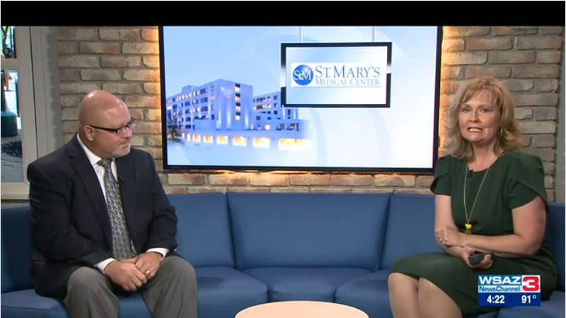 Rodney Adkins from St. Mary's Medical Center and PROACT shares what families can expect at...