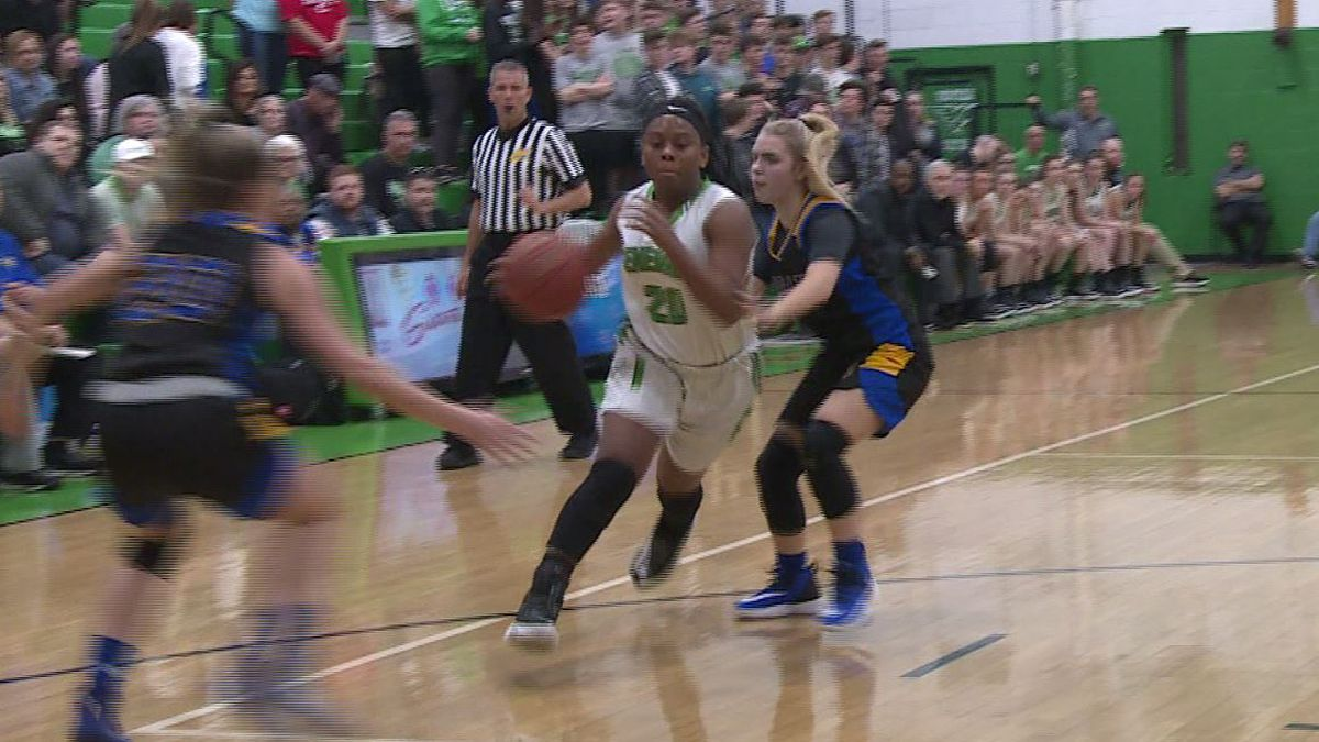 Winfield Advances To WV Girls State Tournament By Beating Logan On Thursday Night