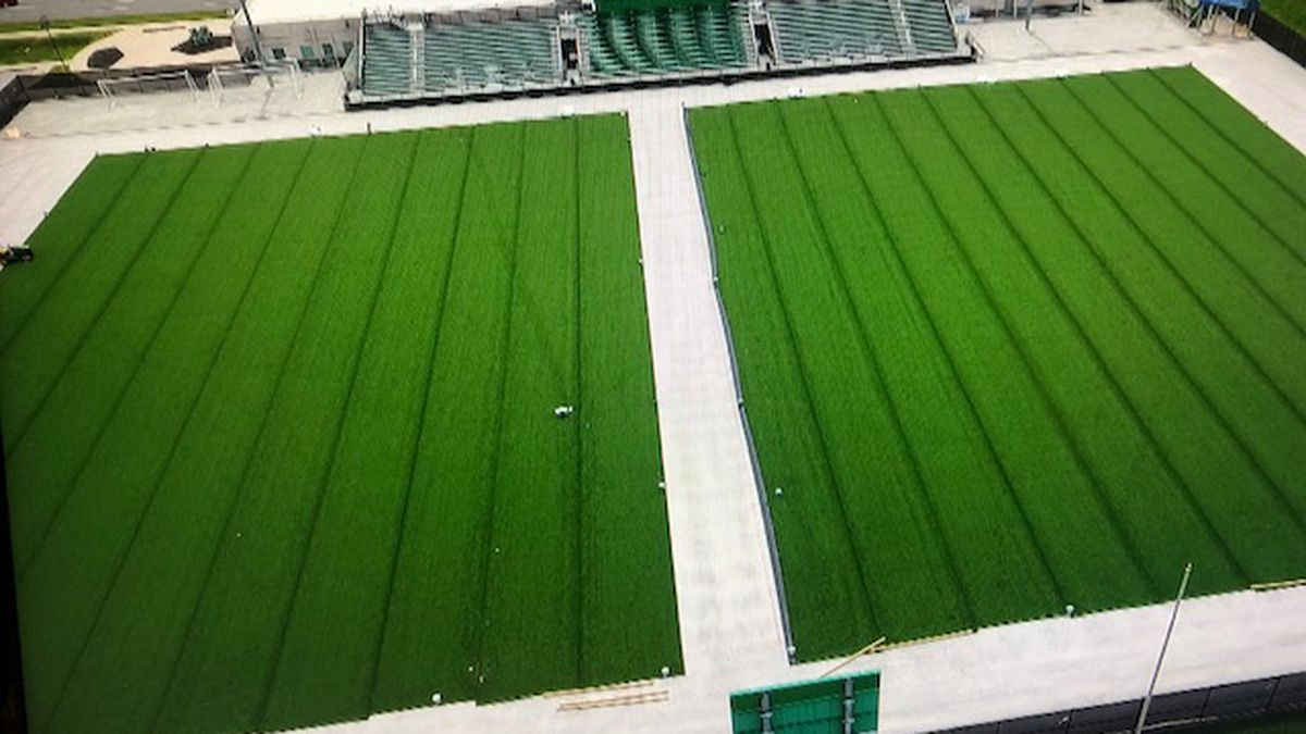 Marshall soccer to get new playing surface