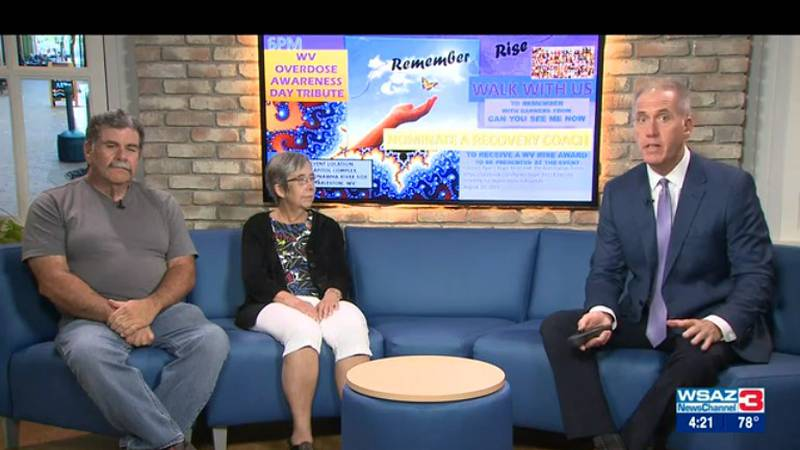 Cece and Bobby Brown, founders of Ryan's Hope, discuss the event and the community outreach...