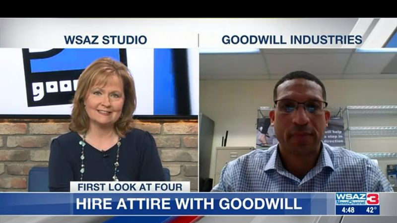 Geoff Layne, Director of Employment and Training at Goodwill Industries, shares how you can get...