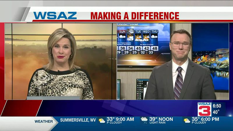 Brandon Butcher Delivers the First Warning Forecast For Friday, January 15th, 2021.