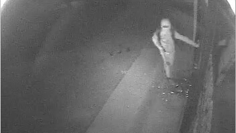 RPD is looking for someone in connection with a burglary early Saturday morning.