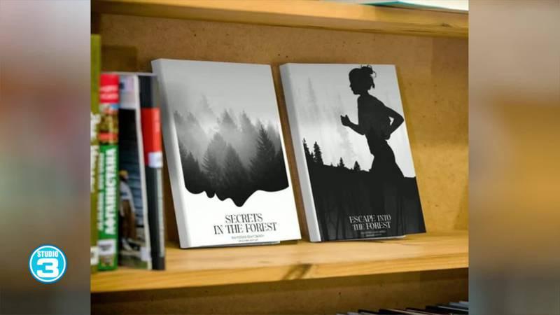 Author Tina Potter on Studio 3