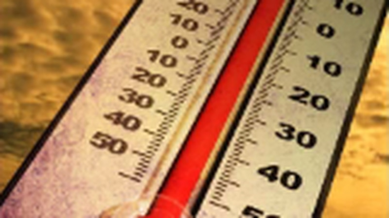 What are the worst heatwaves that have hit our area?