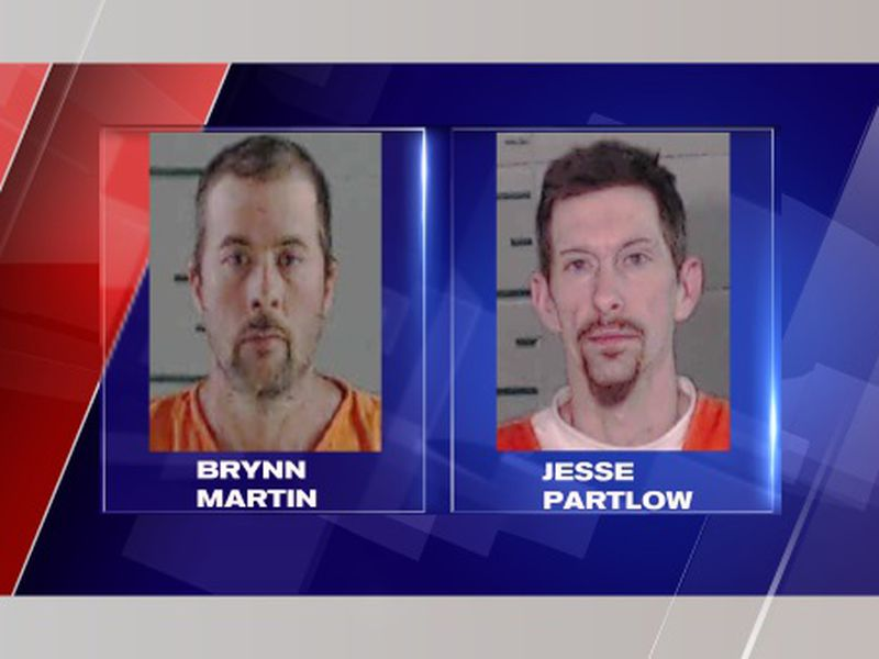 update 2 escaped inmates caught in gallia county wsaz com