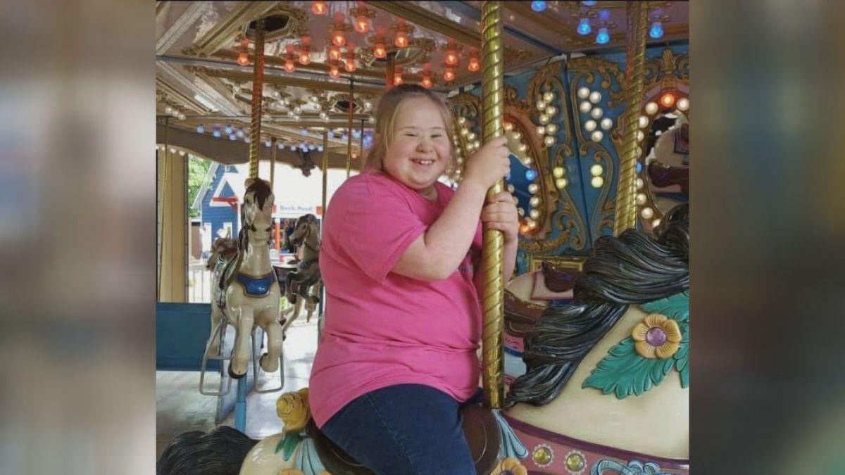 Alexa Rose Veit, 15, of Ballard County who passed away from COVID-19.