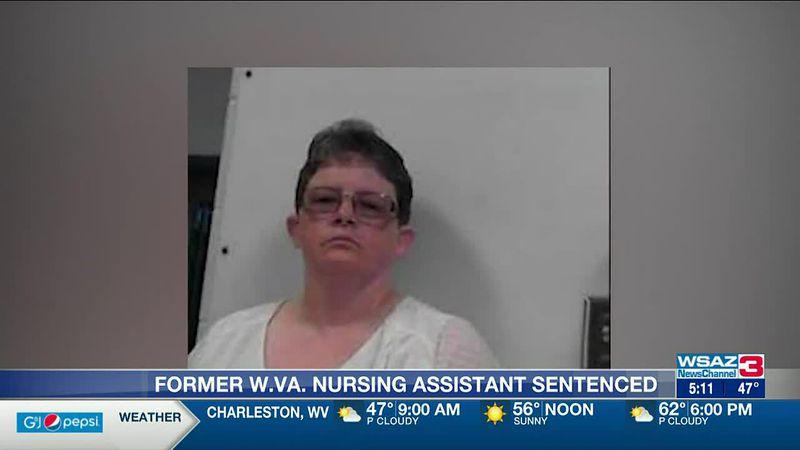 VA Nursing Asst. Sentenced