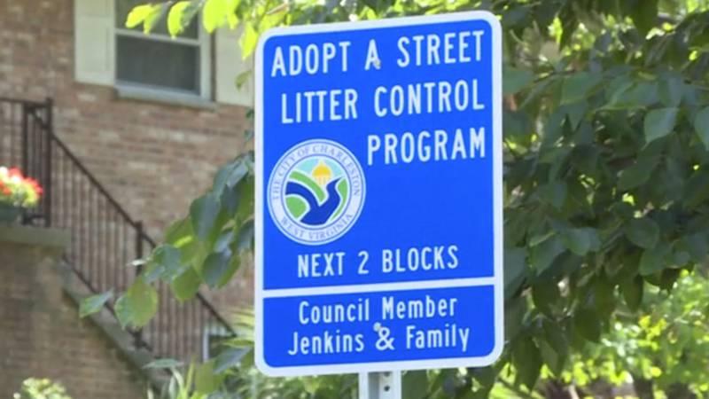 Adopt a Street in Charleston