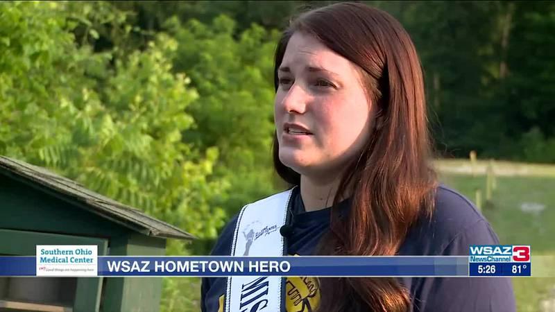 Hometown Hero   Katie Riedel