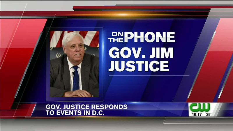 The governor said while he understands the frustration Trump supporters may be feeling over the...