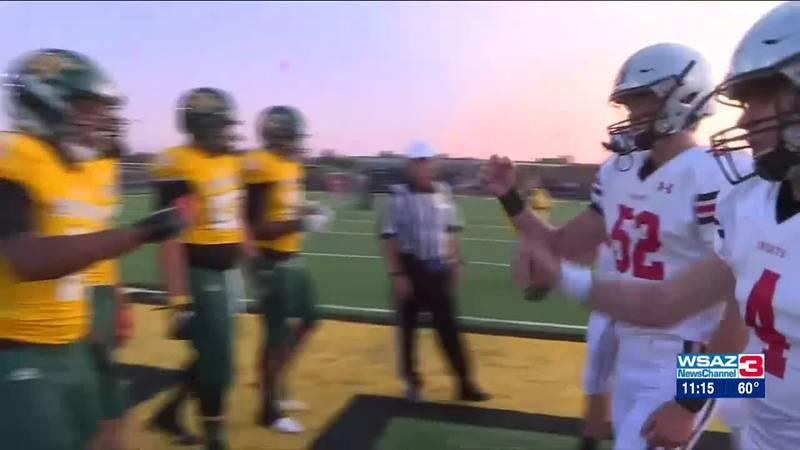 Cabell Midland vs Huntington highlights