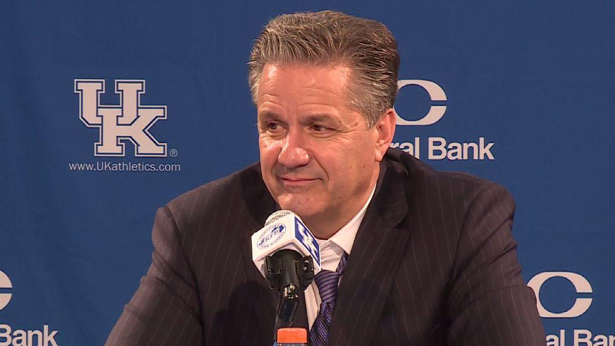 Coach John Calipari Talks More About Missouri Win