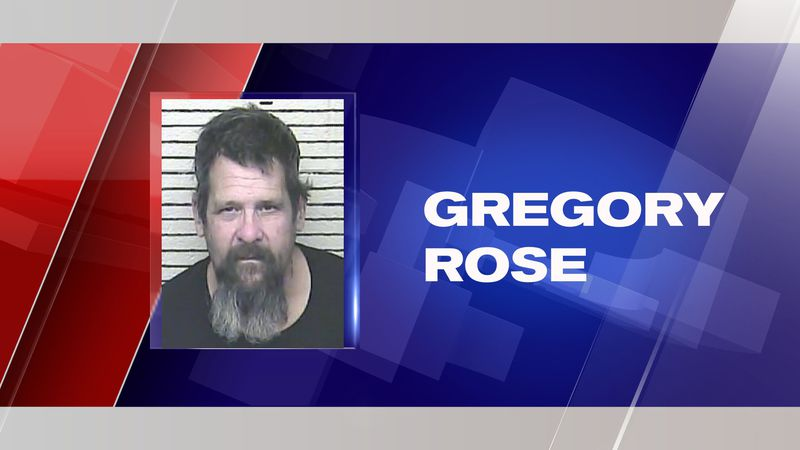 Gregory Rose, of Carter County, has been arrested in a human trafficking investigation.