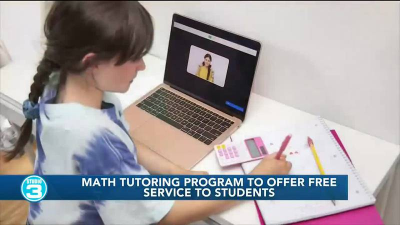 Math Tutoring Program To Offer Free Service To Students