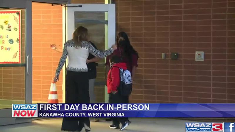 Students in Kanawha County haven't been back in a classroom in seven months.