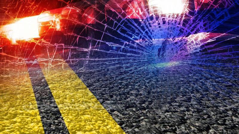 Part of MacCorkle Avenue is closed late Friday night after a two-vehicle crash in South...