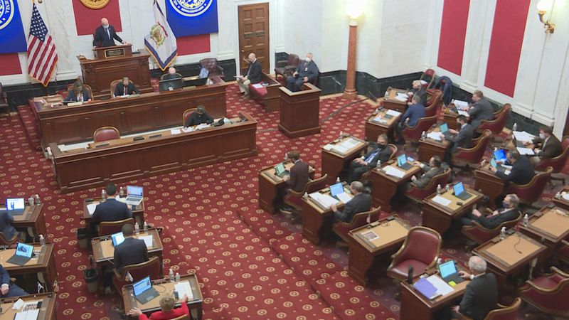 West Virginia Senate introduced a bill Tuesday morning to change the state's tax structure.