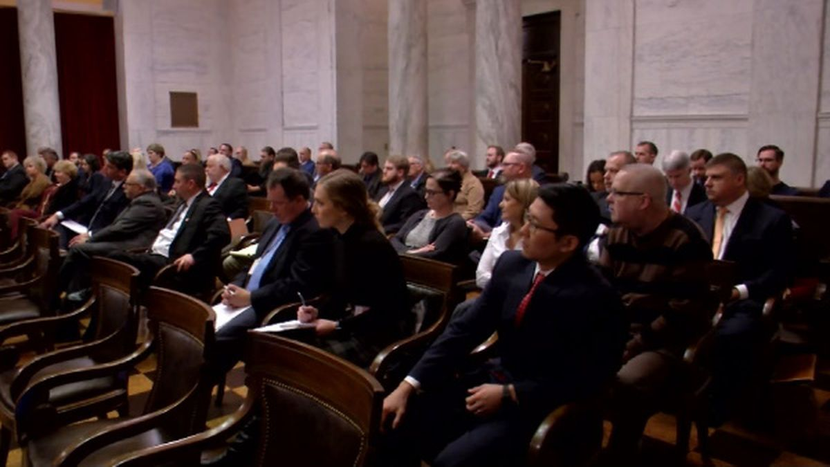 """Members of the West Virginia Supreme Court heard arguments about the State's """"Right to Work Law"""" on Wednesday."""