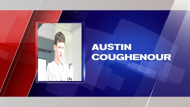 Austin Coughenhour, 24, of Point Pleasant, was arrested in connection with several break-ins.