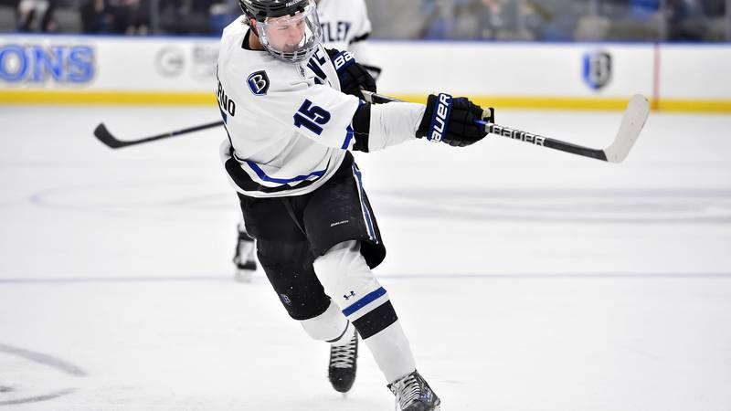 Bentley University will require guests at all indoor campus athletic events to show proof of...