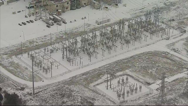 Texas power woes continue amid a deep freeze.