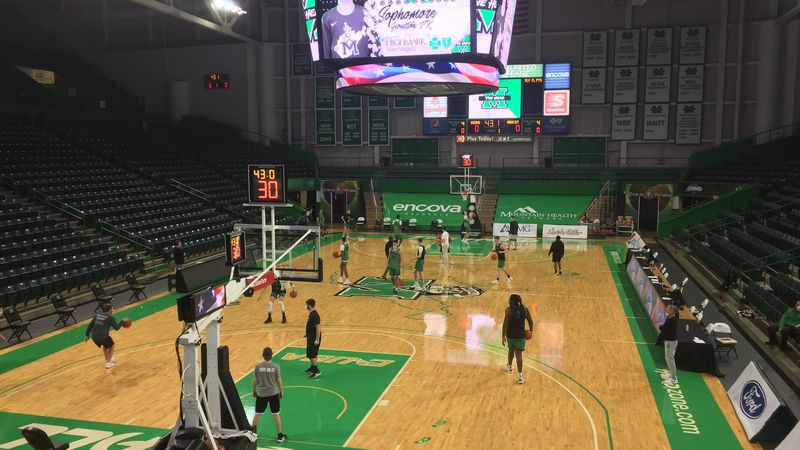 Marshall game day will look a bit different this season.
