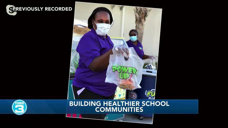 Building healthier school communities