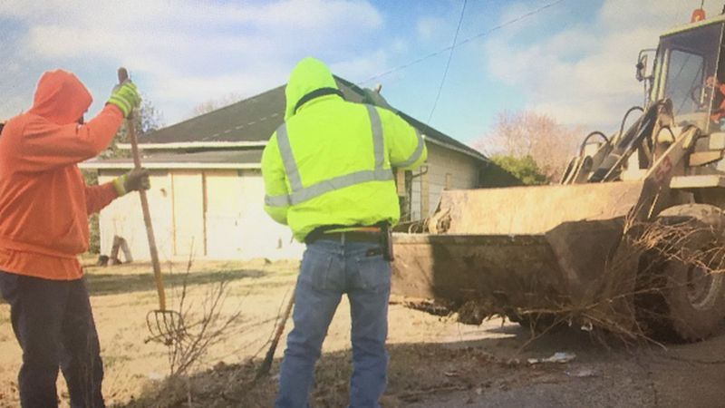Residents in Huntington's West End can expect a seasonal cleanup campaign to resume from...