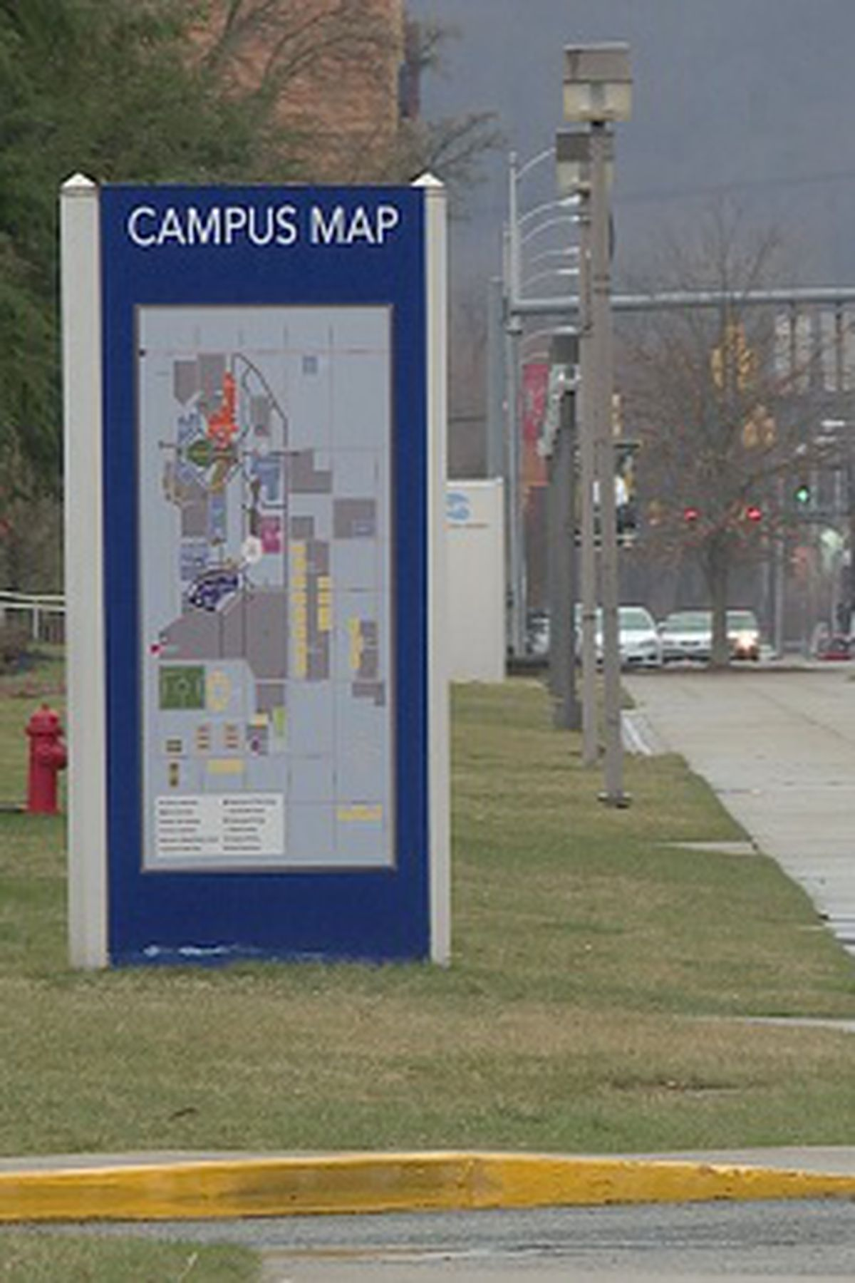 shawnee state university campus map One Suspected Case Of Covid 19 At Shawnee State Cleared shawnee state university campus map