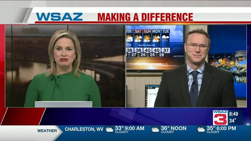 Brandon Butcher Delivers the First Warning Forecast for Wednesday, January 6th, 2021.