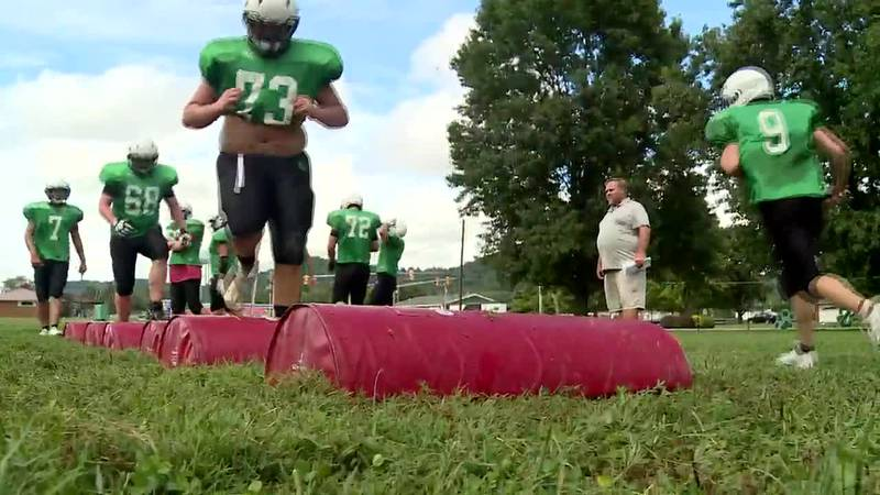 Green High School's football team will be playing home games at Wheelersburg because of...
