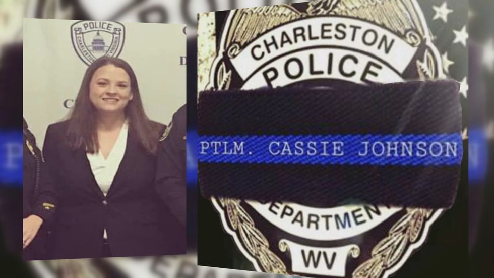 Charleston Police Officer Cassie Johnson has passed away after being shot in the line of duty...