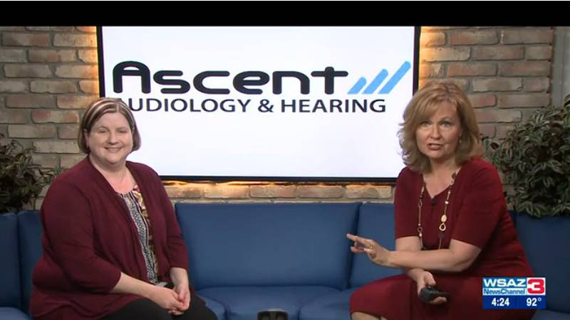Dr. Rebecca Brashears, audiologist and owner of Ascent Audiology & Hearing, shares treatment...