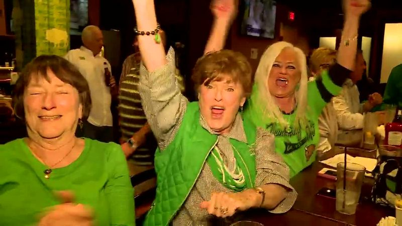 Marshall fans cheered as the Herd earned a 1-0 win over UNC to advance to the national...