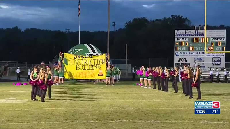 Sissonville vs Winfield highlights