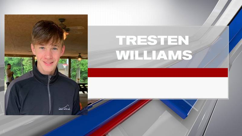 Tresten Williams, 16, is fighting for his life after an ATV wreck in Ravenswood last week.