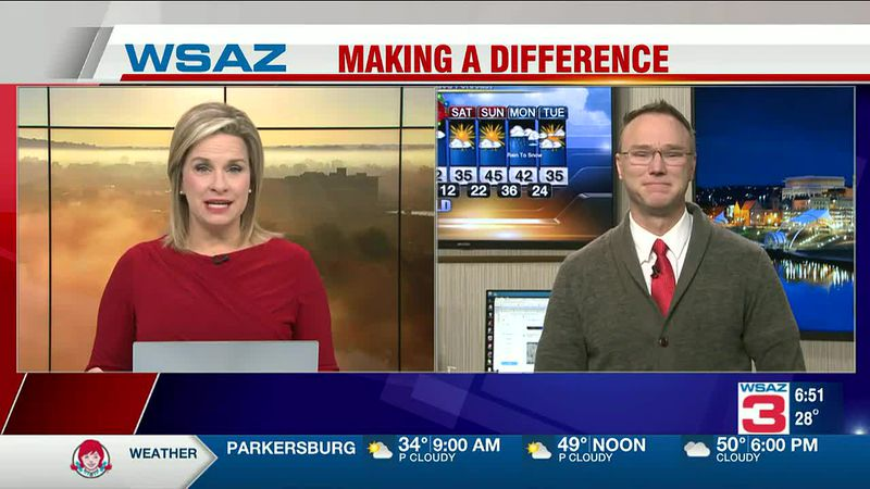 Brandon Butcher Delivers the First Warning Forecast for Wednesday, December 23rd, 2020.