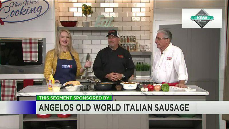 Angelos Old World Italian Sausage