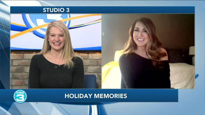 Sarah talks holiday memories with sister